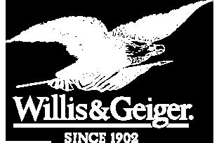 Willis & Geiger Logo Eagle